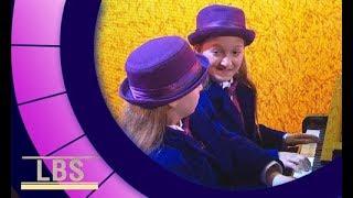 Meet Hilarious and Talented Twin Pianists Elias & Zion   Little Big Shots Aus Season 2  Episode 7