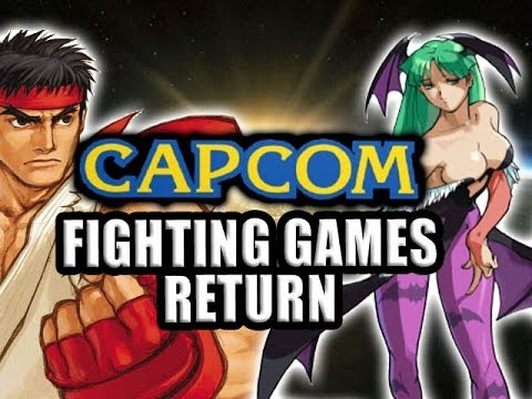 Capcom 2014 Fighting Game Shoryuken