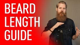 How Long Should You Grow Your Beard?   Eric Bandholz