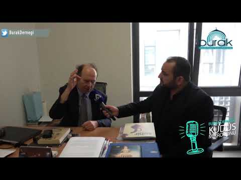 Yusuf Kaplan ile Kudüs Mikrofonu Röportajı-Burak Derneği
