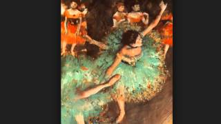 The Green Dancer (Degas)