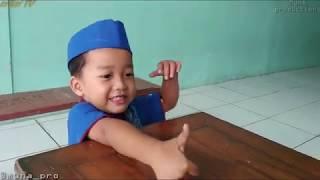 Lucu Dah Ini Bocah Ngapa Ya (kompilasi Syikai Tv)