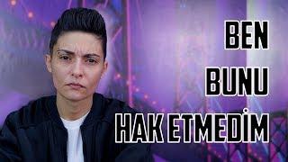 BEN BUNU HAK ETMEDİM ANNE !!!