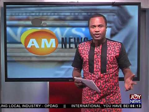 Law School Admission - AM News on JoyNews (27-7-18)