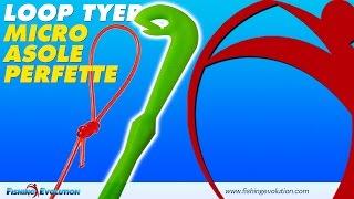 Loop Tyer: Come Fare ASOLE Perfette E Microscopiche In 2 Secondi