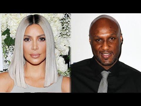 Kim Kardashian SHADES Lamar Odom With SAVAGE Tweet For Dissing Khloe