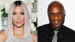 Kim Kardashian SHADES Lamar Odom With SAVAGE Tweet For Dissing Khloe