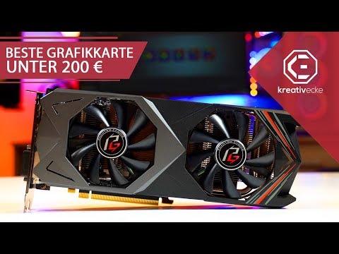 Die BESTE GRAFIKKARTE FÜR UNTER 200 EURO! (2019 Edition) | AsRock RX 590 Phantom Gaming X
