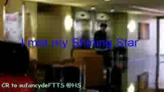 [FANCAM] 7.29.2008 FTTS Leaving Oakland Hotel - You are  My Shining Star