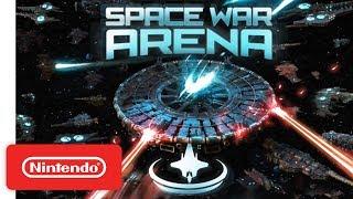 Space War Arena - Launch Trailer - Nintendo Switch