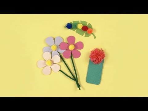 3 Creative Pom-pom Makes - Ellison Education