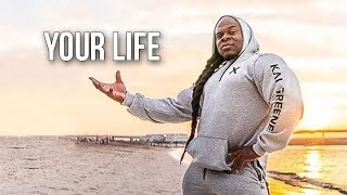 THOUGHTS BECOME THINGS BY KAI GREENE - Gym Motivation 2018