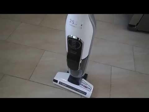 Bosch BCH6L2560 Athlet Akkusauger im Live Test