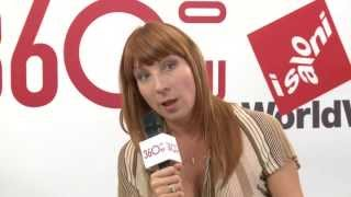 Елена Архипова. iSaloni WorldWide Moscow 2012
