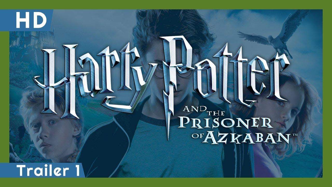 Video trailer för Harry Potter and the Prisoner of Azkaban (2004) Trailer 1