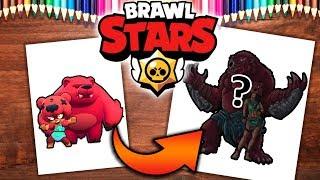 Rysuję NITE z BRAWL STARS .feat Kremol