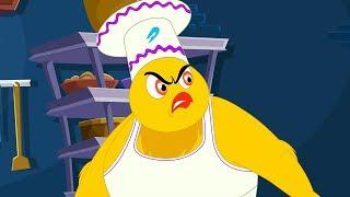 Eena Meena Deeka | King of The Bakery | Funny Cartoon Compilation | Cartoons for Children