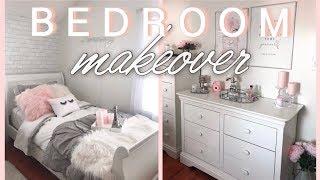 REDOING MY ROOM 2019 | Bedroom Makeover