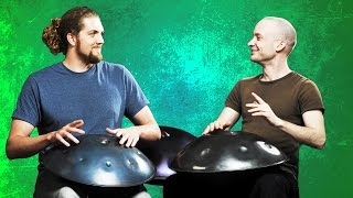 Hang (Drum) and Handpan Comparison