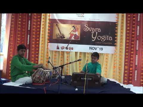 Svara Yogita 2019 - Rishabh Ramakrishnan