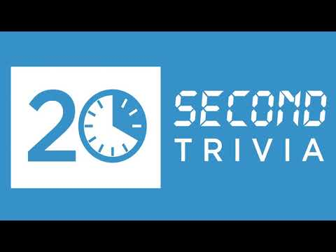 20 Second Trivia Promotional Video