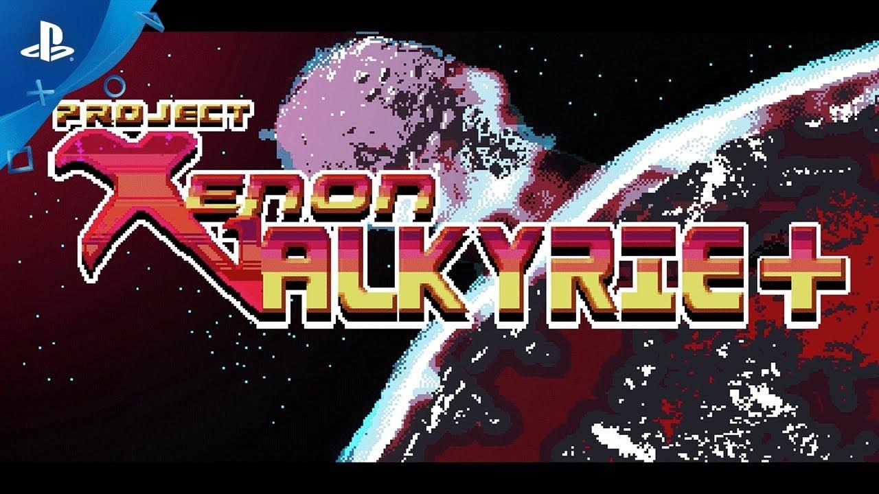 Xenon Valkyrie+ el Plataforma Roguelite Aterrizará en PS Vita el 19 de Diciembre