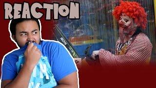 Ronald McDonald Playground Slaughter! (SSJ Carter reaction)