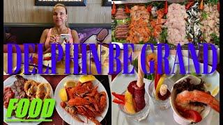 Deiphin Be Grand 2018/главный ресторан/ main restaurant
