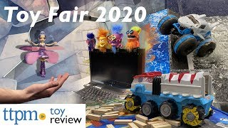 The Coolest Toys for Toy Fair 2020 from Spin Master - Monster Jam, Hatchimals Pixies, PAW Patrol