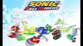 Sonic Free Riders Soundtrack - Free (Chris Madin)
