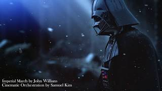 Star Wars: The Imperial March (Anakin's Suffering) | EPIC CINEMATIC EMOTIONAL