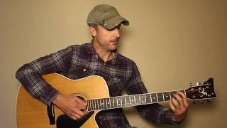 The Rest Of Our Life   Tim McGraw & Faith Hill   Guitar Lesson | Tutorial