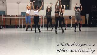 Practice What You Preach   Barry White   Choreography by Shernita Anderson