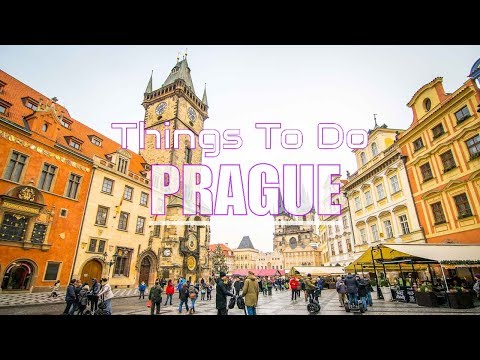 10 Things To Do in Prague l Czech Republic Travel Guide