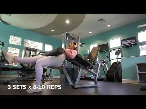 6 WAYS TO USE THE LEG EXTENSION MACHINE | SAAVYY
