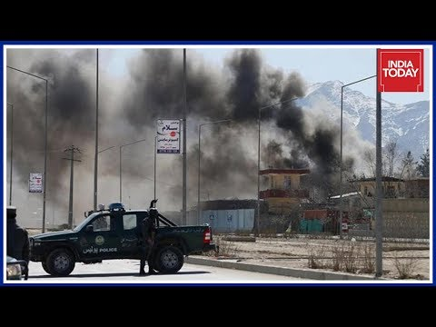 Coordinated Terror Attack On Military Academy In Kabul, Gunbattle On