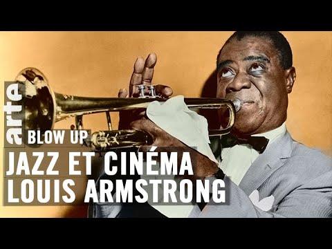 Jazz et cinéma : Louis Armstrong - Blow Up - ARTE