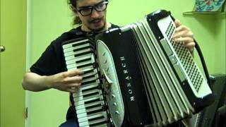 Dead or Alive - You Spin Me Round (Like a Record) [accordion cover]