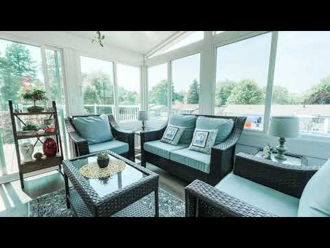 Sunroom and Deck Millcreek Township Tour with DBC Remodeling
