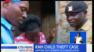 Police open investigation into an alleged child trafficking syndicate at KNH