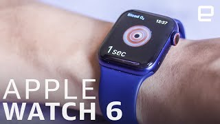 Apple Watch Series 6 review: More health device than simple wearable