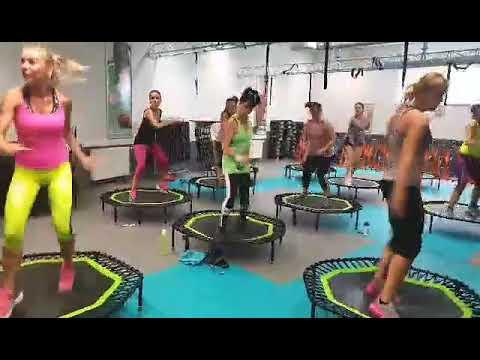 Video Trampolínky