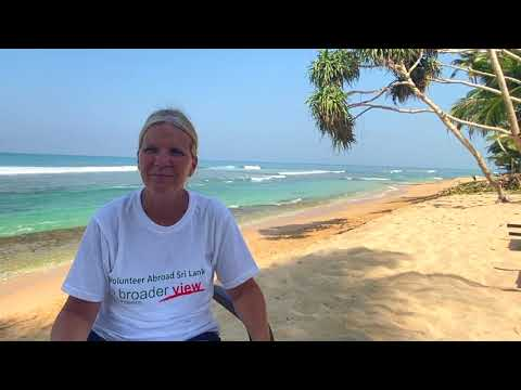 Volunteer in Sri Lanka Colombo Review Chantal Billadeau Orphanage & Teaching Program