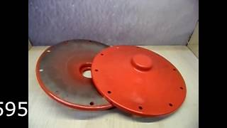 Верхний флянец 30 , 5 см опора защита бака к бетономешалке 160 / 180 л от компании Инструментик - видео