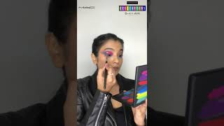MAC Exclusive Tutorial  for Shoppers Stop EyeStoppers | Ritika Turakhia