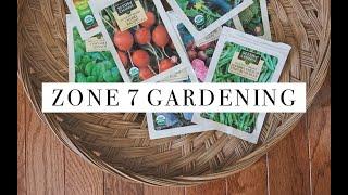 What I'm Planting This Year | Zone 7 Gardening