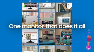 Smart Monitor: Find Your Perfect Fit | Samsung thumbnail