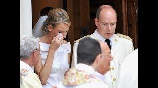 Несчастный брак княгини Шарлен и князя Альбера!