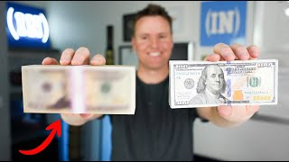 What's inside Blurred Money?
