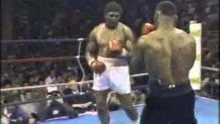 ВСЕ БОИ  Майк Тайсон !!! (19 бой из 67) 1986г